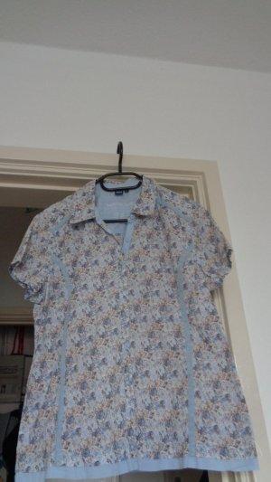 Cecil Cols de blouses bleu clair lycra