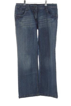 Cecil Boot Cut spijkerbroek blauw casual uitstraling