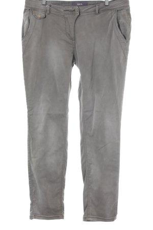 Cecil Jeans boyfriend gris vert style décontracté