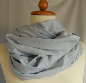 Cecil Tube Scarf baby blue