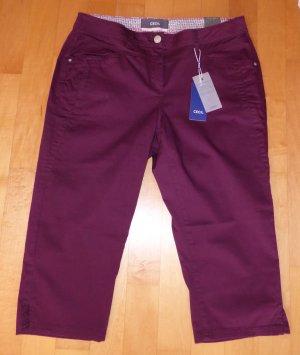 Cecil Pantalon 3/4 multicolore coton
