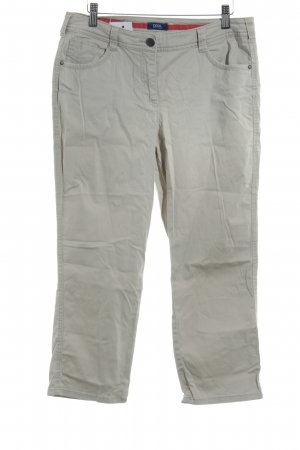 Cecil Capris oatmeal-cream simple style