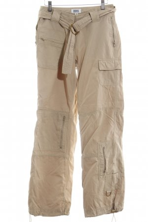 Cecil Cargohose beige-hellbeige Casual-Look
