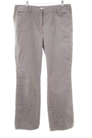 Cecil Pantalone cargo grigio stile semplice
