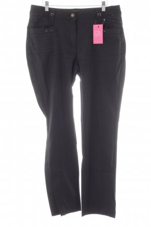 Cecil Cargo Pants black simple style