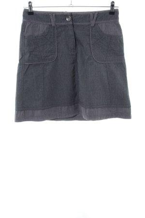 Cecil Jupe cargo gris clair motif rayé style décontracté