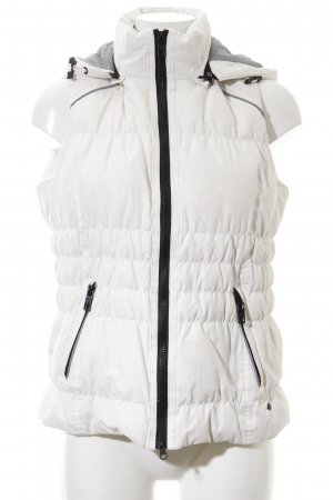 Cecil Down Vest oatmeal-light grey casual look