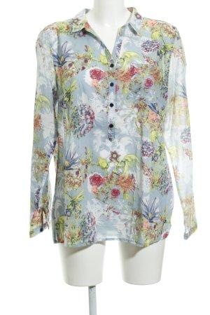 Cecil Camicia blusa motivo floreale stile casual