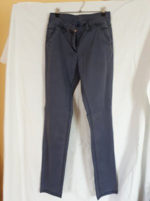Cecil Hose im Jeansschnitt used look