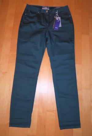 Cecil Pantalon cinq poches multicolore coton