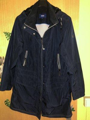 Cecil Between-Seasons Jacket dark blue