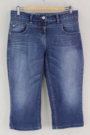 Cecil Jeans 3/4 Jeans blau Größe W29 1708430610497
