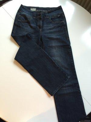 Cecil Jeans in dunkel blau