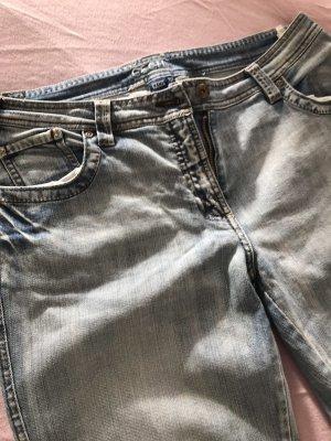 Cecil Stretch Jeans multicolored