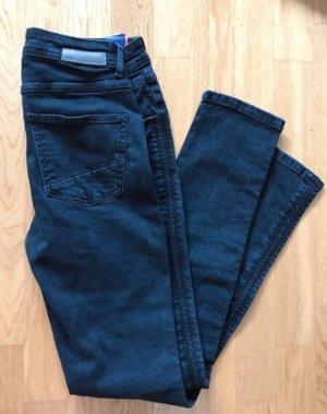 Cecil Jeans a sigaretta nero-grigio scuro