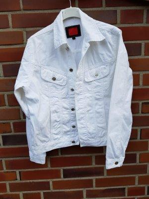 Cecil Denim Jacket white