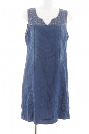 Cecil Denim Dress blue casual look