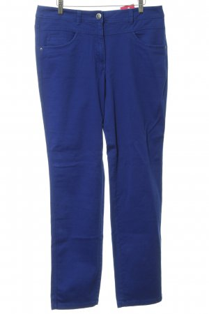 Cecil Jegging blauw casual uitstraling