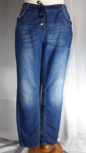 Cecil Sweat Pants cornflower blue