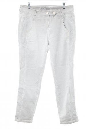 Cecil Pantalone peg-top crema stile casual