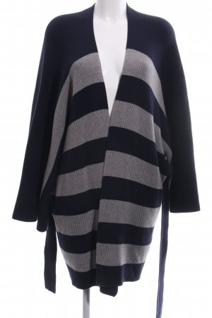 Cecil Kimono black-light grey striped pattern casual look