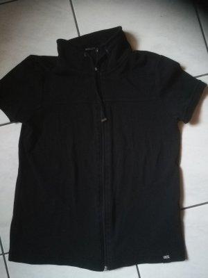 Cecil Kurzarm Shirt mit Reißverschluss