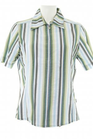Cecil Short Sleeve Shirt striped pattern casual look