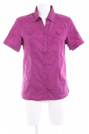 Cecil Short Sleeve Shirt pink casual look