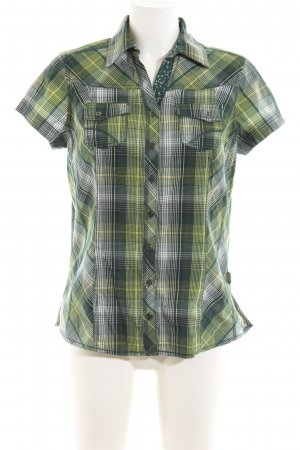 Cecil Short Sleeve Shirt check pattern casual look
