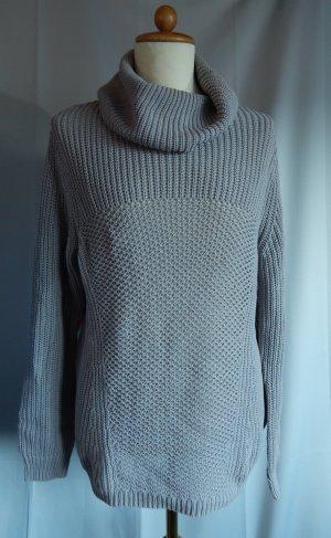 Cecil Maglione dolcevita grigio chiaro Tessuto misto