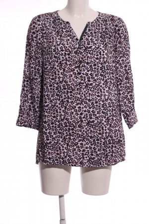 Cecil Long Sleeve Blouse allover print casual look