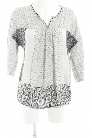Cecil Langarm-Bluse florales Muster Casual-Look