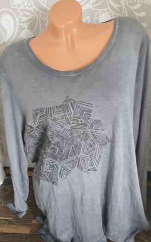 Cecil Camisa larga gris