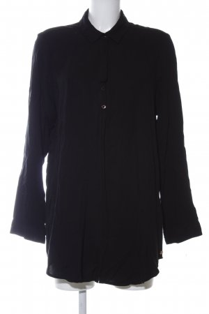 Cecil Long-Bluse schwarz Business-Look