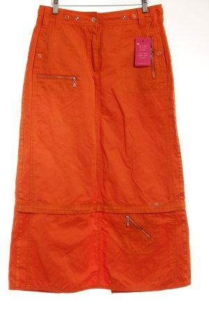 Cecil Midirock orange Webmuster Casual-Look