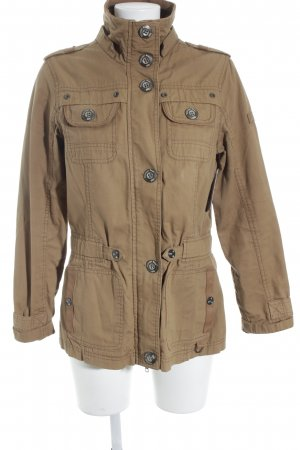 Cecil Outdoor Jacket bronze-colored casual look