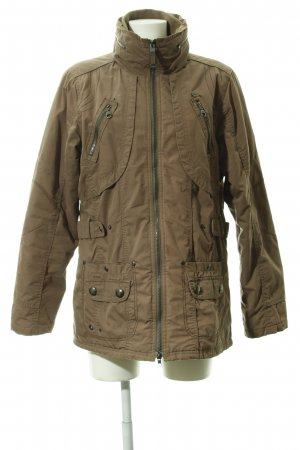 Cecil Outdoor Jacket light brown casual look