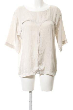 Cecil Oversized blouse licht beige extravagante stijl