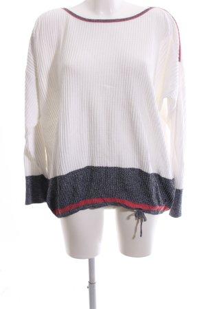 Cecil Oversized Sweater multicolored casual look