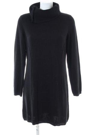 Cecil Robe pull noir style décontracté