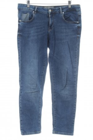 Cecil Tube jeans blauw Jeans-look