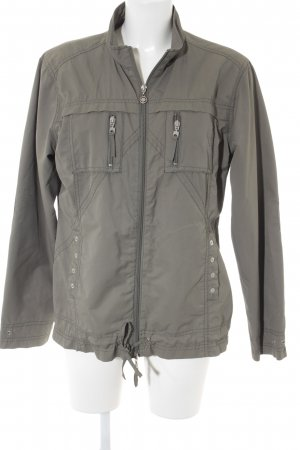 Cecil Safari Jacket khaki athletic style