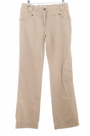 Cecil Flares beige simple style