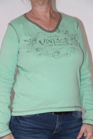 Cecil  Shirt Longsleeve Vintage Gr. L