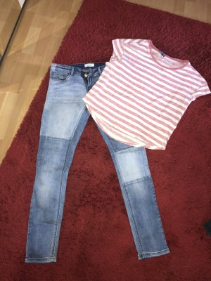Cecil Shirt S Jeans 40 pimki