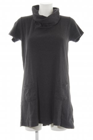 Cecil Shirtkleid dunkelgrau Casual-Look