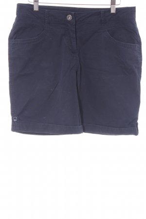 Cecil Shorts dunkelblau Casual-Look