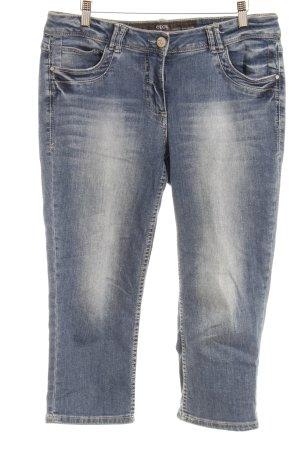Cecil Skinny Jeans blau-hellblau Casual-Look
