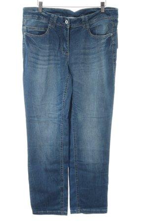 Cecil Jeans slim fit blu stile casual
