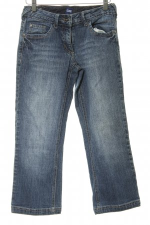 Cecil Jeans slim fit blu look pulito